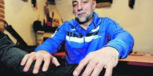 bioenergetičar Muhamed Omerović
